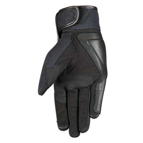 GUANTES IXON RS LAUNCH LADY BLACK / SILVER