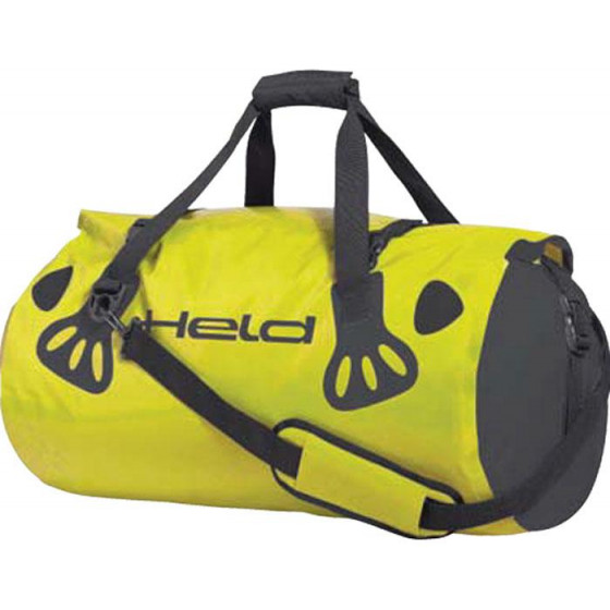 BOLSA HELD CARRY-BAG BLACK / YELLOW 30 ltr