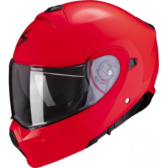 CASCO SCORPION EXO-930 SOLID NEON RED
