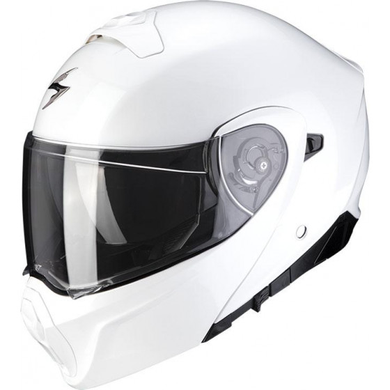 CASCO SCORPION EXO-930 SOLID WHITE