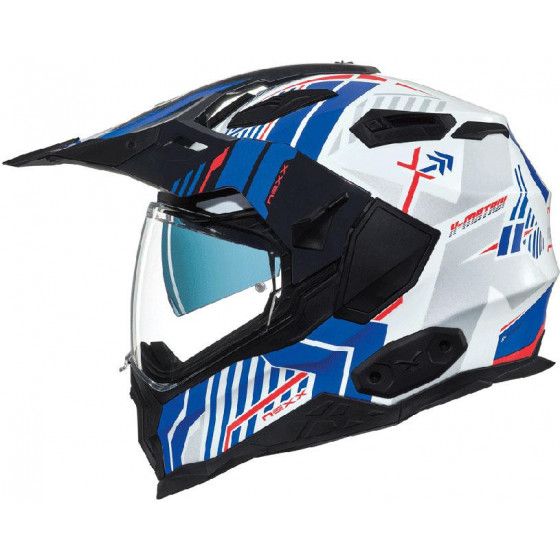 CASCO NEXX X.WED 2 COUNTRY WHITE BLUE RED