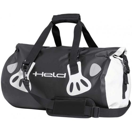 BOLSA HELD CARRY-BAG BLACK / WHITE 30 ltr