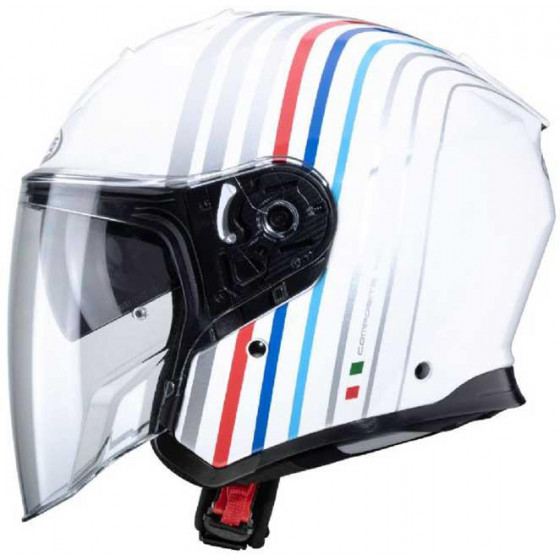 Casco CABERG DROID BLAZE Red