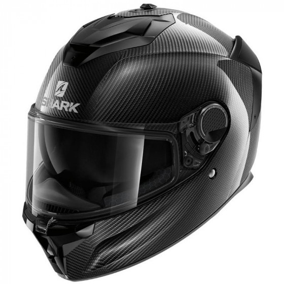 CASCO SHARK SPARTAN GT CARBON SKIN