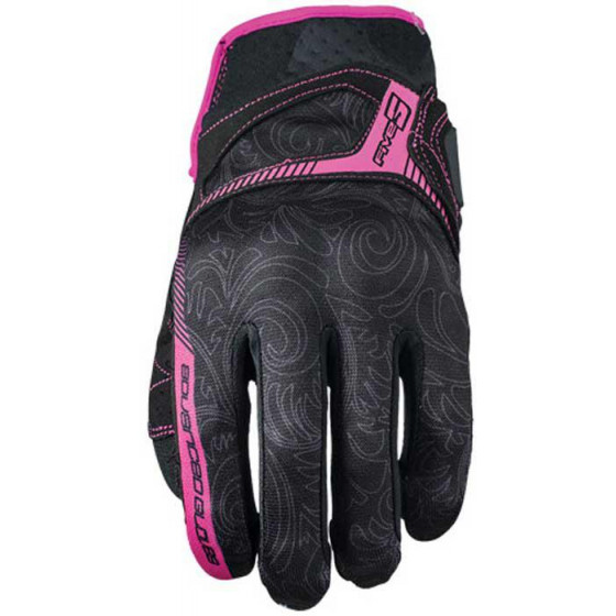 GUANTES FIVE RS3 REPLICA WOMAN PINK