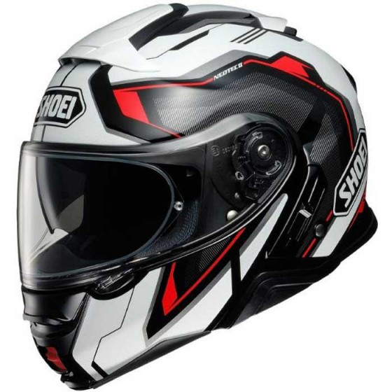 Casco SHARK SPARTAN GT REPLIKAN BLACK CHROM RED