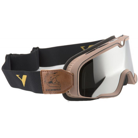 GAFAS BY-CITY ROADSTER GOGGLE BROWN