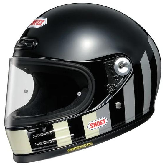 CASCO SHOEI GLAMSTER RESURRECTION TC-5
