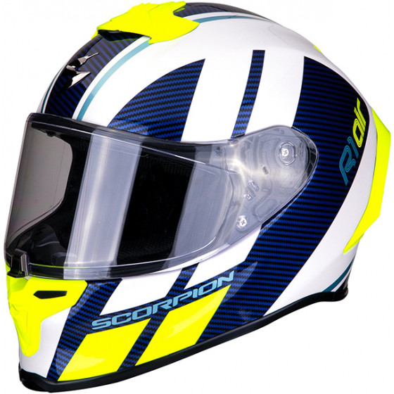 CASCO SCORPION EXO-R1 AIR CORPUS AM/AZ