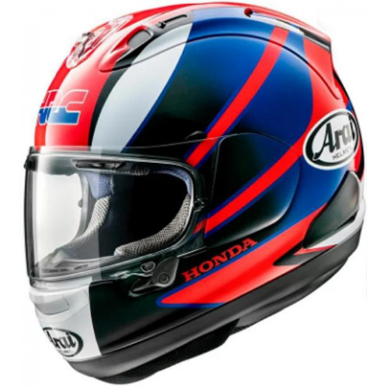 CASCO ARAI RX-7 V CBR RED