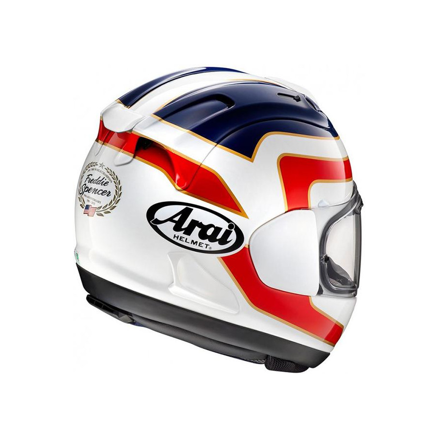 CASCO ARAI RX-7 V SPENCER 30TH
