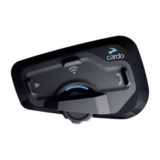 BLUETOOTH CARDO FREECOM 4+
