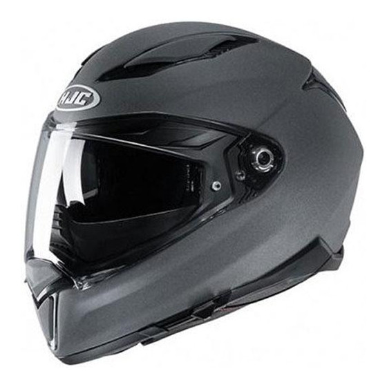 CASCO HJC F70 SEMI FLAT STONE GREY