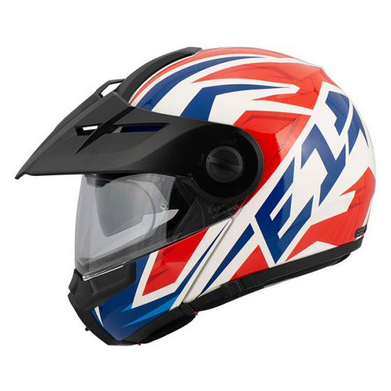 Casco SHOEI NXR Solid White