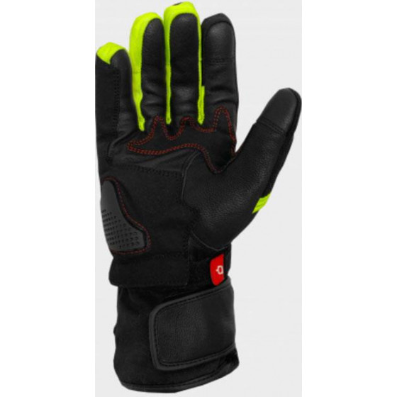 GUANTES QMILE FROST II NEGRO/FLUOR