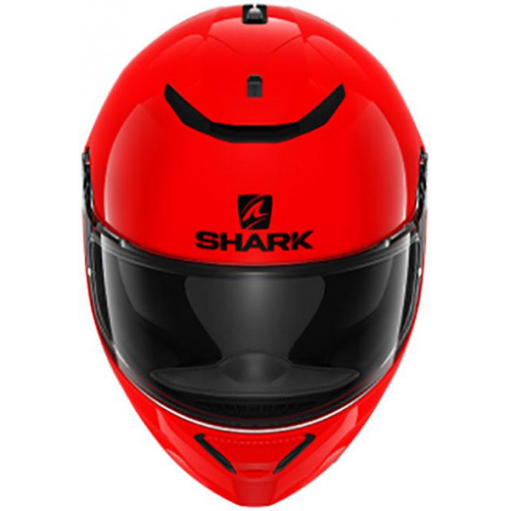 CASCO SHARK SPARTAN 1.2 BLANK RED