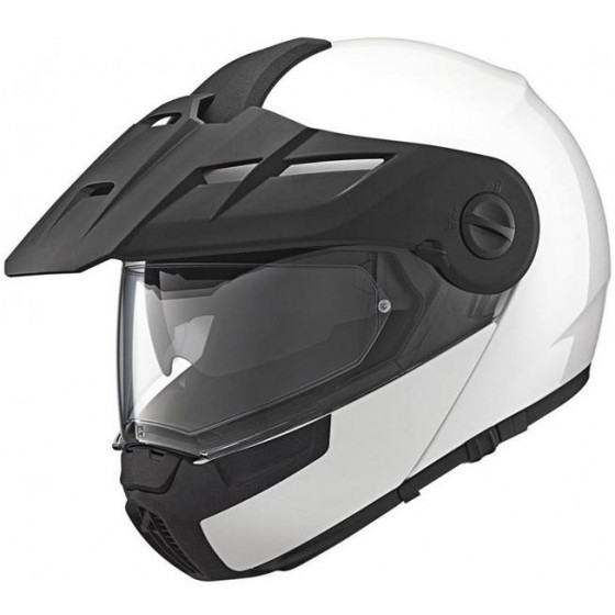 CASCO SCHUBERTH E1 SOLID WHITE