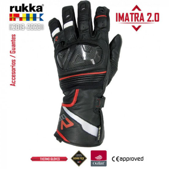 GUANTE RUKKA IMATRA 2.0