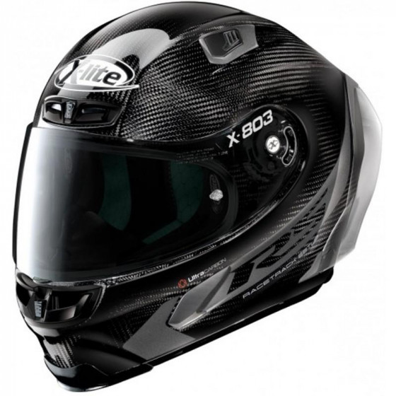 CASCO X-LITE X-803 RS U.C. HOT LAP GRIS 15